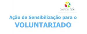 Ação de Sensibilização para o Voluntariado