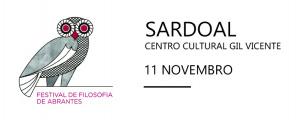 Festival de Filosofia de Abrantes com sessão no Centro Cultural