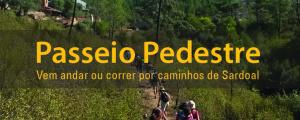 """Passeio Pedestre pelo """"Caminho da Moura Encantada"""""""