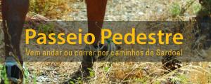 """Passeio Pedestre pelo """"Trilho do Pastor"""""""