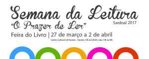 """""""O Prazer de Ler"""" na Semana da Leitura"""