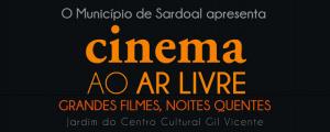 Noites de Cinema ao Ar Livre no jardim do Centro Cultural Gil Vicente