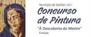 """2.ª edição do Concurso de Pintura """"À Descoberta do Mestre"""""""