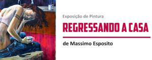 Massimo Esposito expõe no Centro Cultural