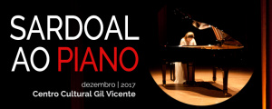"""Sardoal ao Piano"" no Centro Cultural"