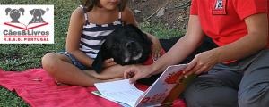 Cães&Livros – R.E.A.D Portugal no Agrupamento de Escolas