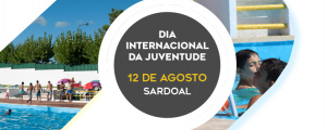 Dia Internacional da Juventude assinalado na Piscina Municipal