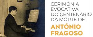 Homenagem a António Fragoso no III Encontro Internacional de Piano