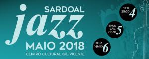 Sardoal Jazz volta ao Centro Cultural Gil Vicente