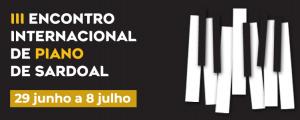 III Encontro Internacional de Piano no Centro Cultural Gil Vicente