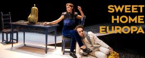 "Teatro Nacional D. Maria II apresenta ""Sweet home Europa"" no Centro Cultural Gil Vicente"