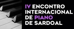 Centro Cultural Gil Vicente recebe IV Encontro Internacional de Piano de Sardoal