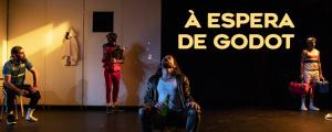 """Teatro Nacional D. Maria II apresenta """"À espera de Godot"""" no Centro Cultural Gil Vicente"""