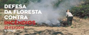 """Sessão de Esclarecimento """"Defesa da Floresta Contra Incêndios"""" no Centro Cultural Gil Vicente"""
