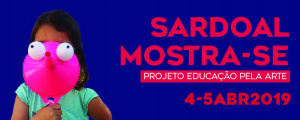 """Projeto """"Educação pela Arte"""" apresentado no Centro Cultural Gil Vicente"""