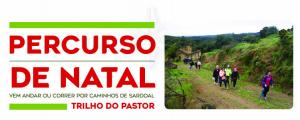 """Percurso Pedestre de Natal pelo """"Trilho do Pastor"""""""