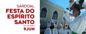 Festa do Espírito Santo ou do Bodo em Sardoal