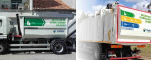"""Sardoal tem novo serviço de recolha de materiais recicláveis """"Porta a Porta"""""""