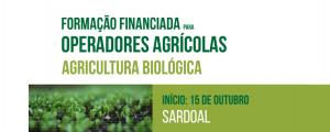Formação Financiada para Operadores Agrícolas no Centro Cultural Gil Vicente