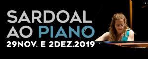 """""""Sardoal ao Piano"""" volta ao Centro Cultural Gil Vicente"""