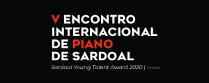 V Encontro Internacional de Piano de Sardoal em formato online
