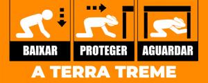 """""""A Terra Treme"""", exercício de sensibilização para o risco sísmico"""