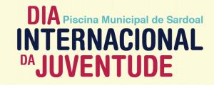 Dia Internacional da Juventude na Piscina Municipal