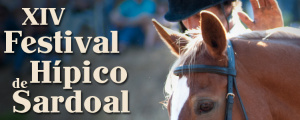 XIV Festival Hípico de Sardoal nas Festas do Concelho
